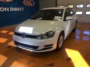 2016 Volkswagen Golf 1.8 TSI Trendline AUTO/ BLUETOOTH/ HEATE...