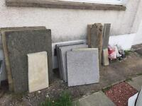 Free slabs to a good home!!