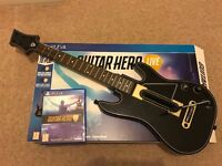 Guitar Hero Live (Guitar + Game)(PS4) - *Collection Only*