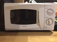 **SOLD** Daewoo DC Microwave (MOVING OUT)
