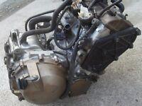 Kawasaki ZX6R Engine J £350 2001 Tel 07870 516938 Anglesey