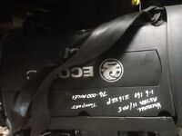 Astra H mk5 1.6 Z16 XEP code engine only 74k miles
