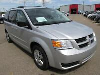 2008 Grand Caravan, Full Stow 'n Go, Only 105,000 kms - $9,995