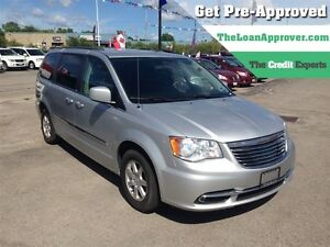 2012 Chrysler Town & Country Touring * STOW-N-GO * CAM * SAT RAD