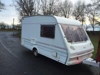 Abbey county 2berth 12/13 ft light weight 1997 hot clod running water blow heating carver fire