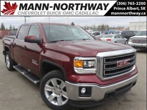 2015 GMC Sierra 1500 SLE | Tow Package, Remote Start, Heated Sea