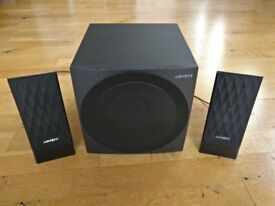 Advent 2.1 speakers + subwoofer (PC compatible)