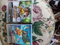 PS3 ratchet and clank trilogy game forsale