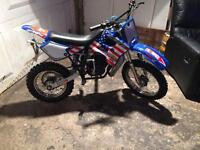 Magaluti CRX 50cc Rev n Go.No gears. Kids motoX
