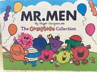 Complete Mr Men collection