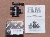 FLM CB-38FT Tripod Head Plus Acra Swiss Quick Release