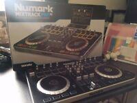 Numark mixtrack pro 2 dj controller MINT condition