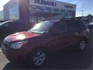 2016 Subaru Forester 2.5i Convenience, heated seats, rear displa
