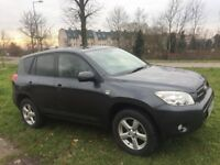 Toyota RAV4 2.2 D-4D XTR Station Wagon 5dr Diesel Manual Full Toyota Service History ​