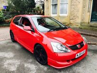 2005 (55) Honda Civic Type R Premier Edition, Civic Type R, Honda, Civic, Type R, EP3, K20, Premier
