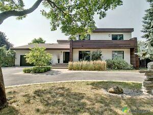 715 000$ - Maison 2 étages à vendre à Candiac