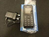 NOKIA 105 MOBILE PHONE BOXED USED ONCE