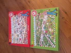 Where's Wally puzzles