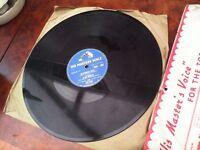 PAIR OF ELVIS PRESLEY HMV 78'S