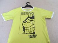 Official Beano T shirt 11-12 years ( extra large) Excellent condition