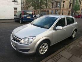 Vauxhall Astra 1.4 petrol 5 door 1 previous keeper