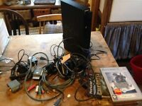 For spares/ repair play station 2