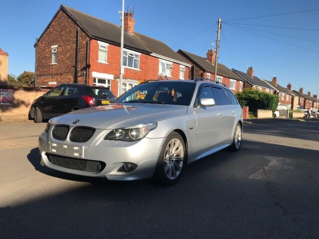 E61 BMW 530d M sport tourer *manual* | in Scunthorpe, Lincolnshire | Gumtree
