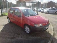 2003 (03 reg), Fiat Punto 1.2 Mia 3dr Hatchback, £495