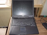 Old Dell laptop spare or repair