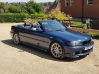 BMW E46 330CD Sport Convertible Modified, Bargain