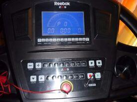 ReebokZR9 treadmill like NEW!!