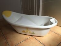 Baby Bath & Support Seat