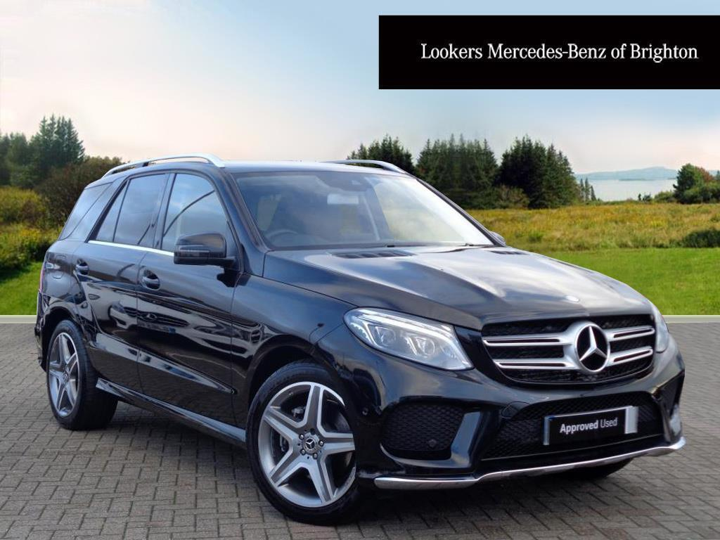 mercedes benz gle class gle 350 d 4matic amg line black 2017 04 30 in portslade east sussex. Black Bedroom Furniture Sets. Home Design Ideas