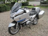 2008 BMW R1200 RT SE - One Owner with Full BMW Service History
