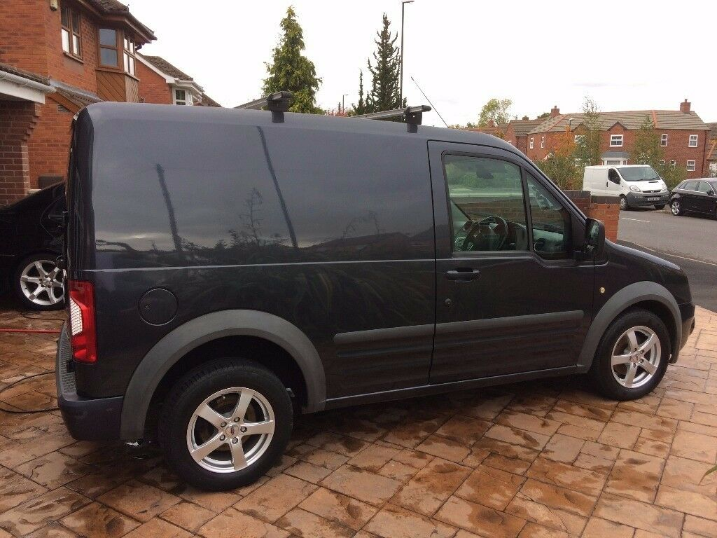FORD TRANSIT CONNECT 110 LIMITED EDITION