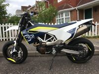 Husqvarna 701 supermoto swap for Kxf 250 2017 or something similar