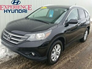 2013 Honda CR-V Touring ALL WHEEL DRIVE | LEATHER INTERIOR | BAC