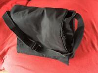 BabiesRus Black Changing Bag