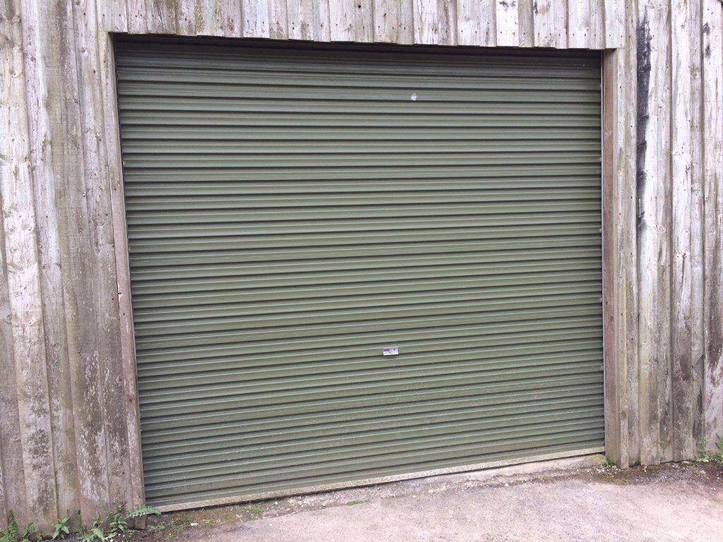 Electric Roller Shutter Garage Door 10 Wide X 9 Drop In