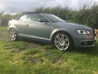FULL SERVICE Audi A3 CONVERTIBLE FOR SALE