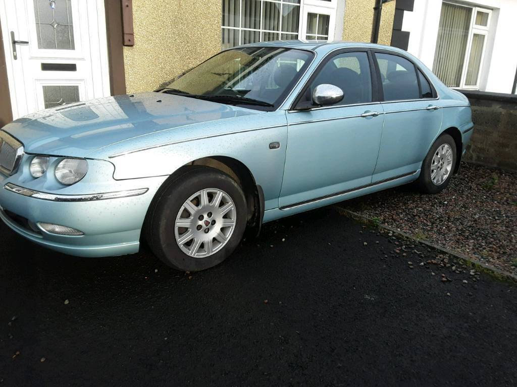 2ltr diesel rover 75 very low miles full m.o.t.