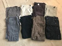 Ladies size 12 petit trousers