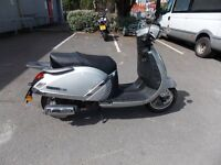 Lambretta Son For Sale Spares or Repair