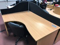 Office Furniture - Office Desks, Chairs, Pedestals and Desk dividers