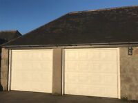 Large double garage available to rent in Drumoak. Private location