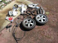 vespa piaggio GT 125 parts spares