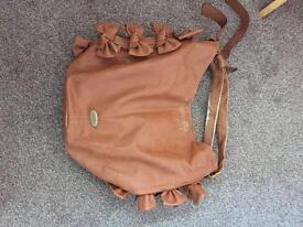 Vintage fiorelli leather handbag