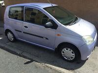 2003 Daihatsu Charade EL cheap car
