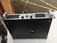 PRO SOUND AMPLIFIER. GOOD WORKING CONDITION