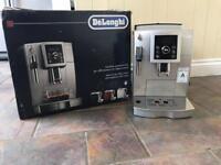 DELONGHI ECAM23.420 Bean to Cup Coffee Machine - Silver&White